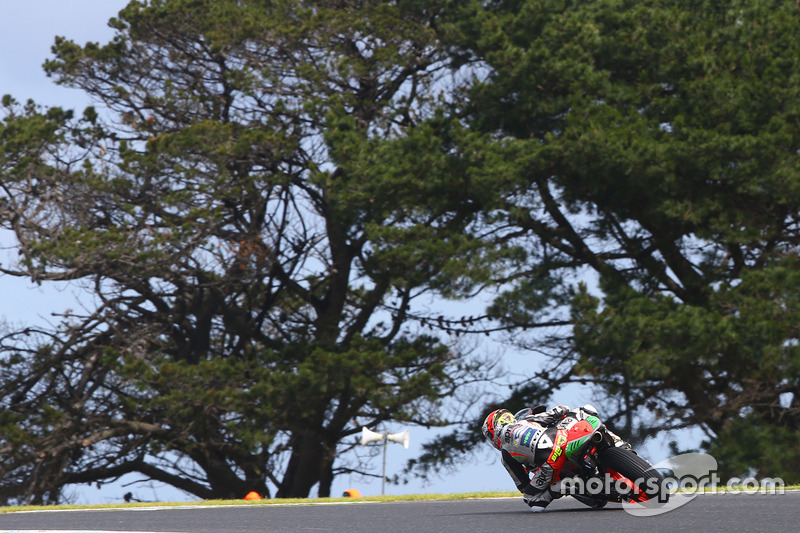 12. Alvaro Bautista, Aprilia Racing Team Gresini