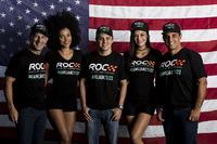 General Fotos - Tony Kanaan, Felipe Massa, Juan Pablo Montoya con las chicas ROC
