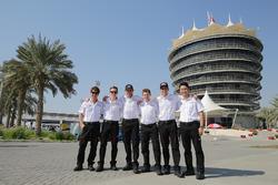 Sébastien Buemi, Kazuki Nakajima, Anthony Davidson, Stéphane Sarrazin, Mike Conway, Kamui Kobayashi, Toyota Racing
