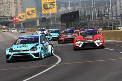 Jean Karl Vernay, Leopard Racing Team, Volkswagen Golf GTI