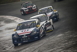 Йохан Кристофферссон, Volkswagen Team Sweden Тимур Тимерзянов, World RX Team Austria, Антон Марклунд, Volkswagen Team Sweden