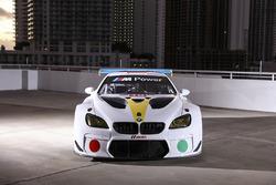 Art Car: BMW M6 GTLM im Design von John Baldessari