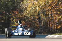 F1 图片 - Jackie Stewart, Tyrrell Ford