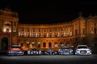 Algemeen Foto's - Citroën C-Elysee WTCC, Citroën World Touring Car team, Porsche 919 Hybrid, Porsche Team, Mercedes AMG F1 W07 Hybrid, Volkswagen Polo WRC, Volkswagen Motorsport, Audi S1, EKS RX