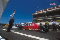 Formel 1 Fotos - Alain Prost, Ferrari 641