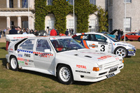 老爷车 图片 - Citroen BX 4TC Group B Rally