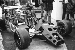 McLaren MP4-1 launch