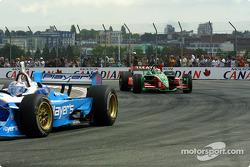 Alex Tagliani and Adrian Fernandez