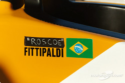 New career name for Fittipaldi