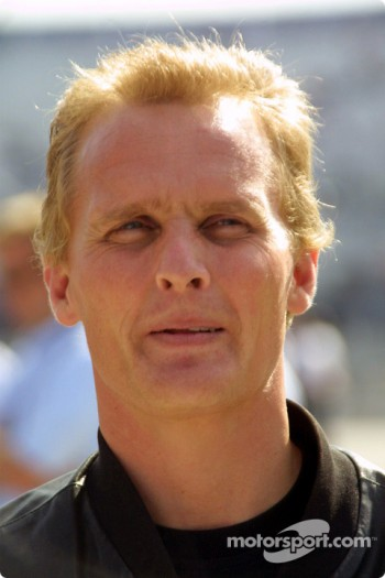Johnny Herbert