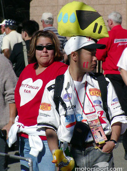 Christian Fittipaldi fans