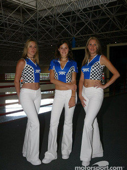 The lovely Tecate Telmex Grand Prix girls