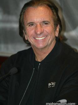 German 500 press conference: Emerson Fittipaldi