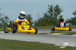 Karting on the Briggs & Stratton Motorplex
