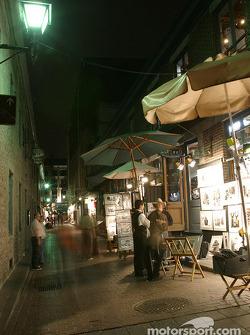 Montréal nightlights: street artists