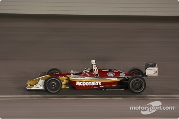 Sébastien Bourdais under the lights
