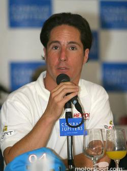 Pre-weekend press conference: Mario Dominguez