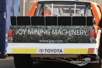 Josh Richards, Joy Mining Machinery Toyota