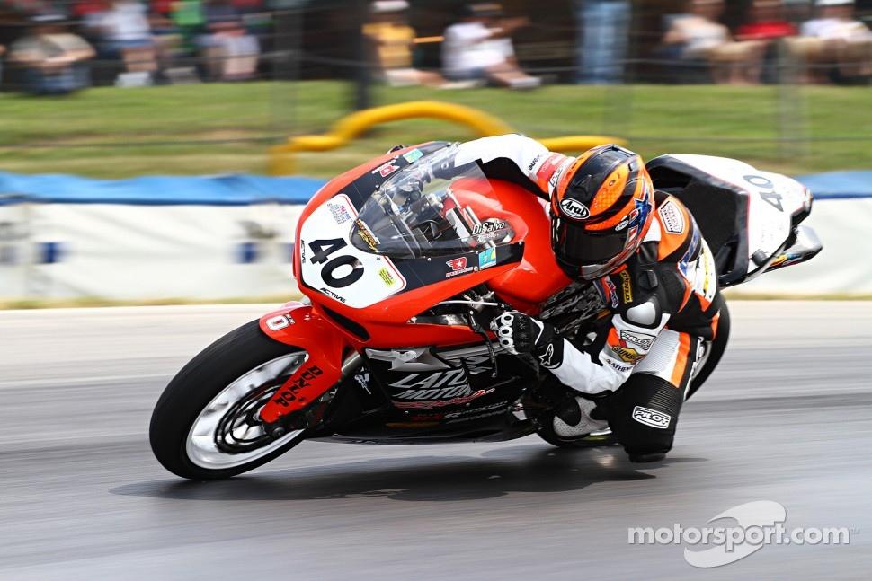 40 Team Latus Motors Racing Ducati 848 Jason Disalvo