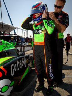 Danica Patrick, Andretti Autosport