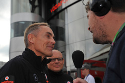 Martin Whitmarsh, Team McLaren