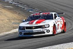 #57 Robin Liddell, Ronnie Bremer: Robin Liddell Stevenson Auto Group Camaro GT.R, Stevenson Motorsports