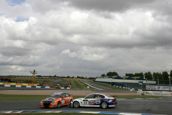 Crash, Norbert Michelisz BMW 320 TC, Zengo-Dension Team and Kristian Poulsen BMW 320 TC, Liqui Moly Team Engstler