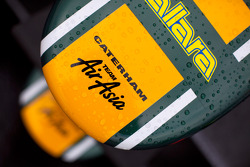 Caterham Team AirAsia front nose cones