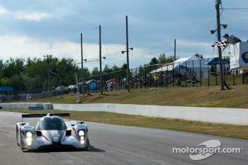 Klaus Graf wins the Grand Prix of Mosport - #6 Muscle Milk Aston Martin Racing AMR/Lola Coupe B08/62: Lucas Luhr, Klaus Graf