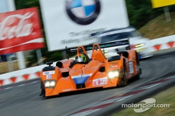 #12 Autocon Lola B06/10 AER: Tony Burgess, Chris McMurry