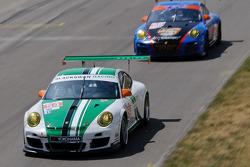 #54 Black Swan Racing Porsche 911 GT3 Cup: Tim Pappas, Damien Faulkner