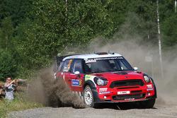 Daniel Sordo and Carlos del Barrio, Mini John Cooper Works, MINI WRC Team