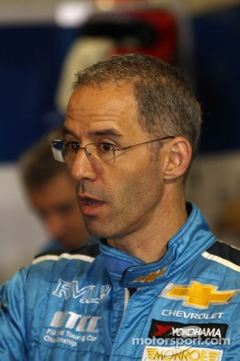 Alain Menu, Chevrolet Cruze 1.6T, Chevrolet