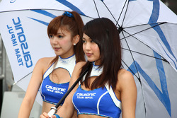 Calsonic girls