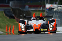 #37 Intersport Racing Oreca FLM09: Jon Field, Clint Field