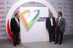 Buddh International Circuit logo