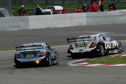 Christian Vietoris, Persson Motorsport, AMG Mercedes C-Klasse, Maro Engel, Mücke Motorsport, AMG Mercedes C-Klasse