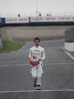 Jazeman Jaafar (late for the photoshoot)