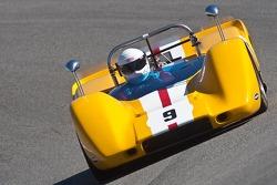 # 9 Bob Lee, 1968 McLaren M6B