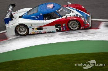 #5 Action Express Racing Porsche Riley: David Donohue, Darren Law