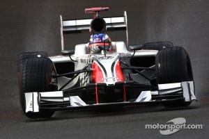 Daniel Ricciardo HRT F1 Team, HRT