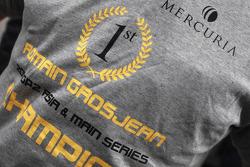 Romain Grosjean championship t-shirt