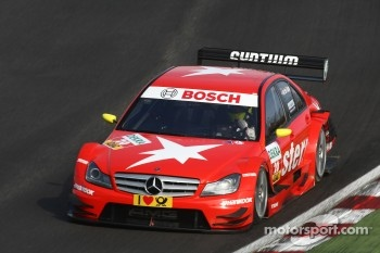 Renger van der Zande, Persson Motorsport, AMG Mercedes C-Klasse 