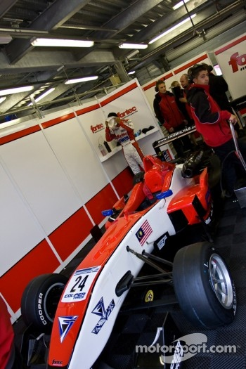 Fortec Garage Atmosphere