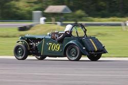 Todd Stevenson, 1952 MG TD