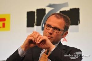 FOTA Fans Forum 2011, Milano: Stefano Domenicali, Team Principal Scuderia Ferrari