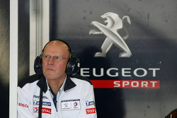 Olivier Quesnel, Head of Peugeot Sport