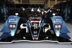 #42 Strakka Racing HPD ARX -01d