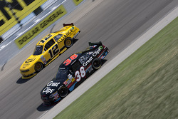 Sam Hornish Jr. and Jason Leffler