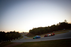 #17 Team Falken Tire Porsche 911 GT3 RSR: Wolf Henzler, Bryan Sellers, Martin Ragginger, #12 Rebellion Racing Lola B10/60 Coupe Toyota: Nicolas Prost, Neel Jani, Andrea Belicchi